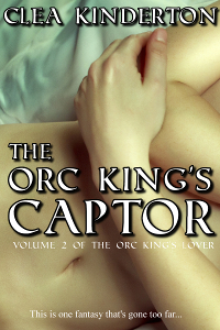 The Orc King's Captor